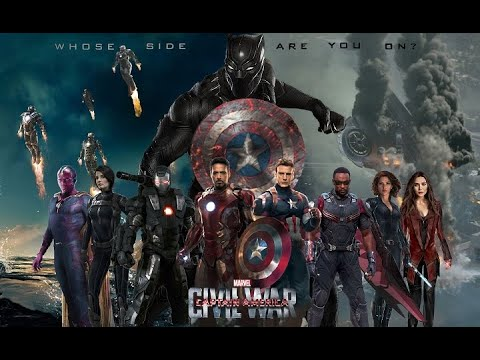 captain america civil war พากย์ไทย